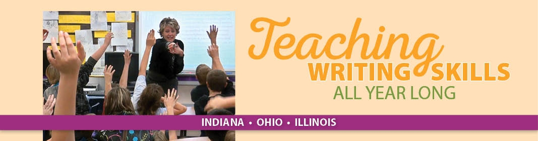 Teaching Writing Skills All Year Long Indiana