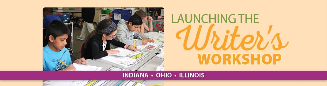 Launching the Writer's Workshop Indiana