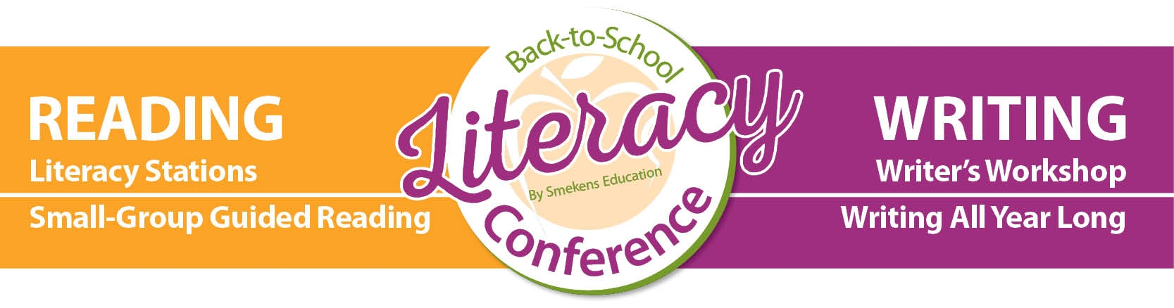 Back-to-School Literacy Conference Reading & Writing