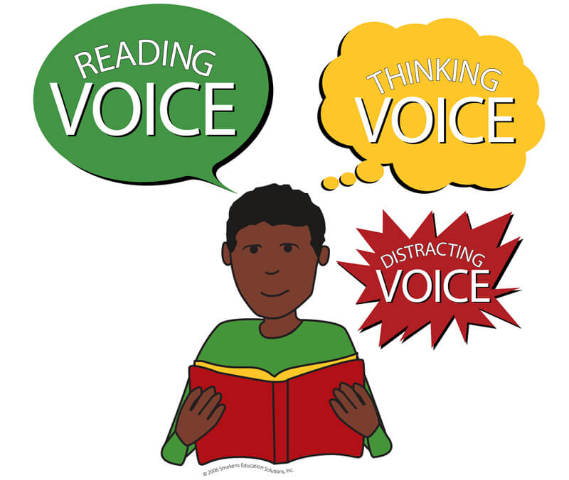 Smekens Education Reading Voice & Thinking Voice