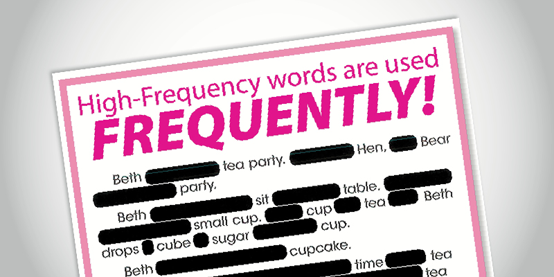 Measuring the Value of High-Frequency Words