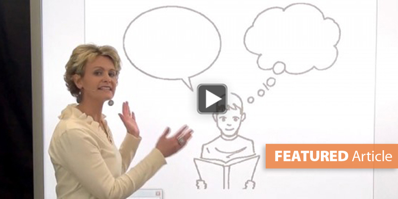 Introduce the Reading Voice & the Thinking Voice with Kristina Smekens