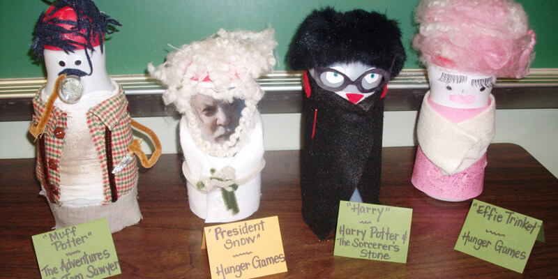 Get Creative with Crafty Creamer Characters