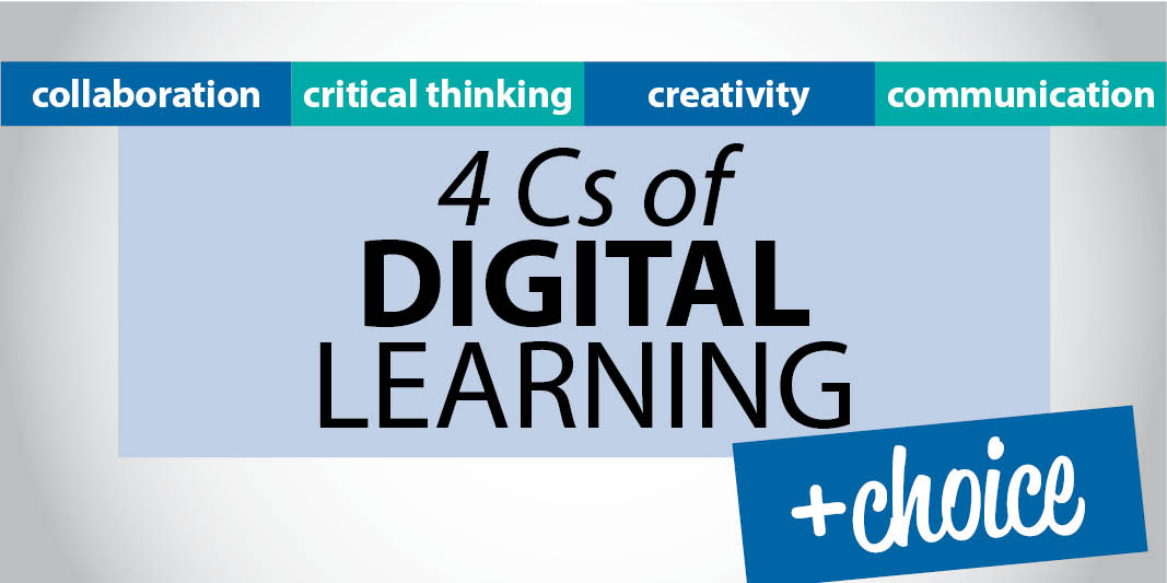 Build Choice into Digital Learning