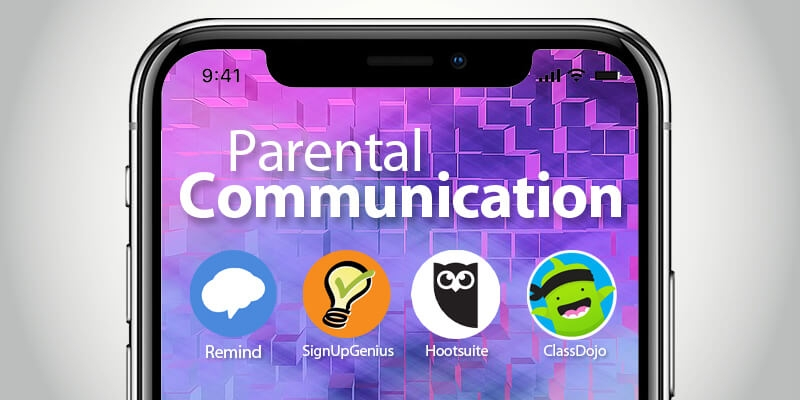 Communicate with Parents Digitally