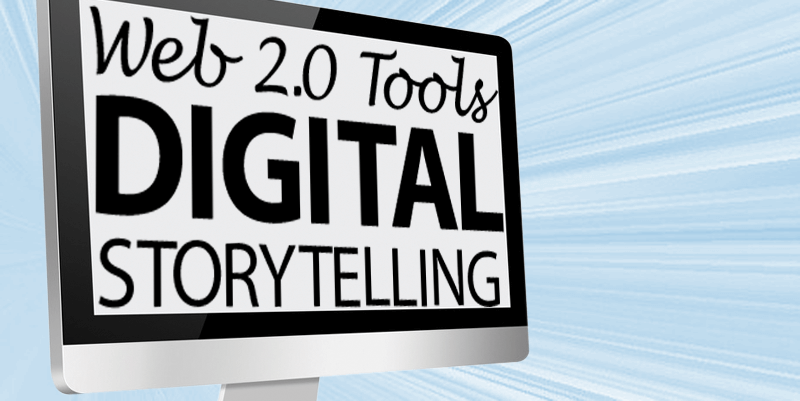 Dabble with Digital Storytelling
