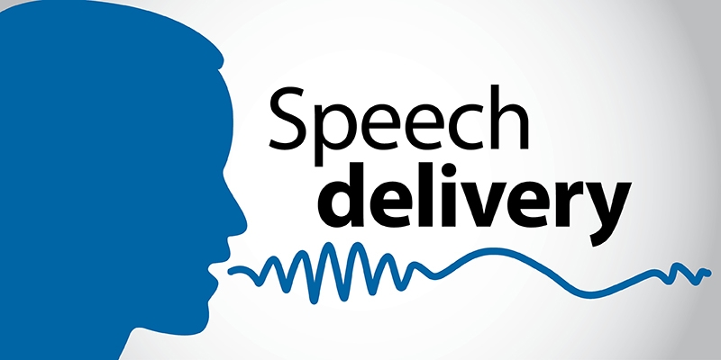 Deliver a Speech Delivery Versus Read the Writing