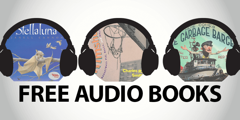 Utilize the Internet for Free Audio Books