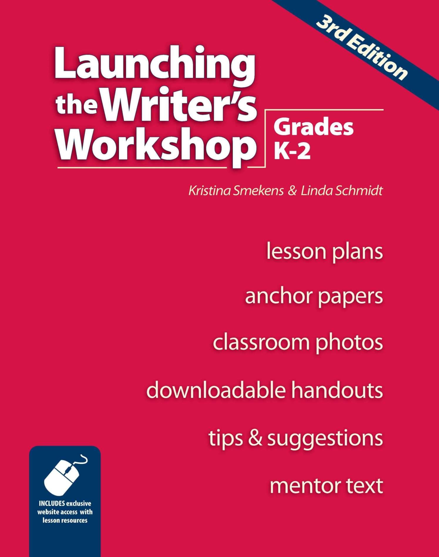 Launching the Writer's Workshop