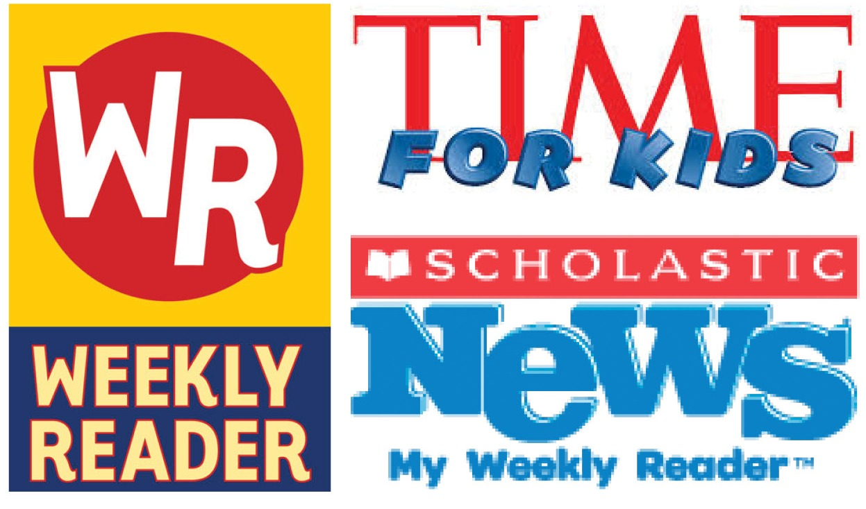 Weekly Reading & Time For Kids & Scholastic News