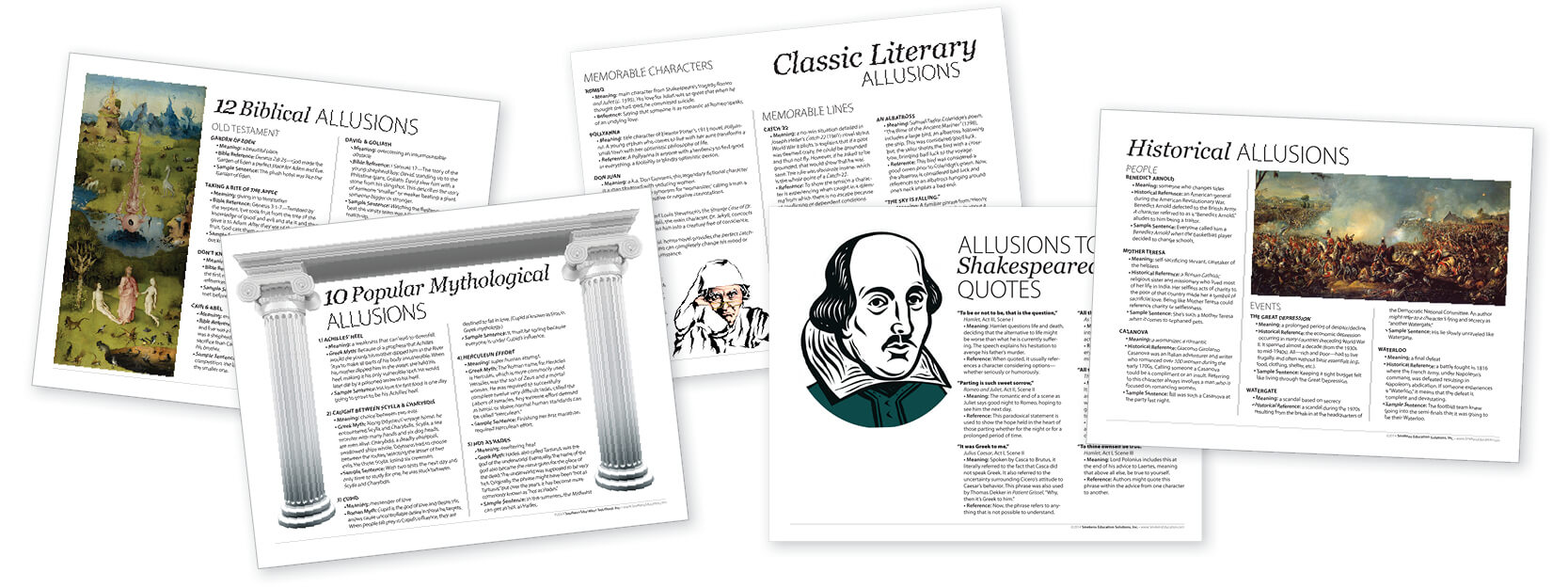 Boost Background Knowledge to Understand Author Allusions
