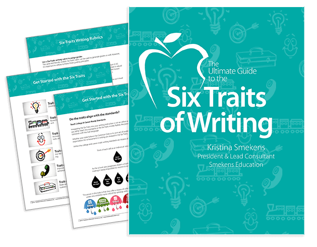 The Ultimate Guide to the Six Traits of Writing