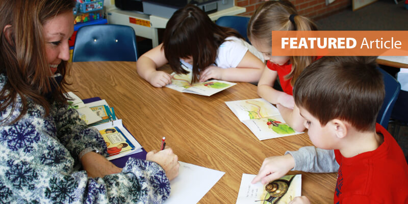 Differentiate Small-Group Lessons Based on Reader Needs