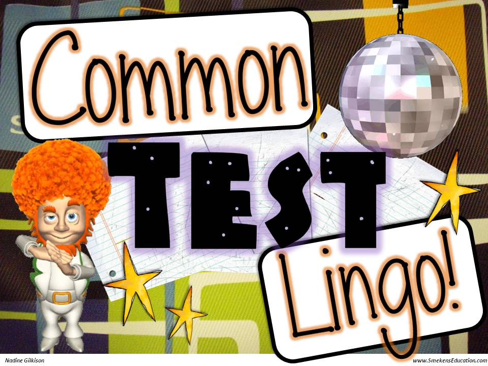 Common Test Lingo PPT