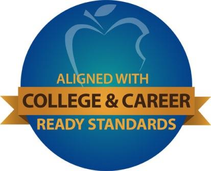 Aligned with College and Career Ready Standards