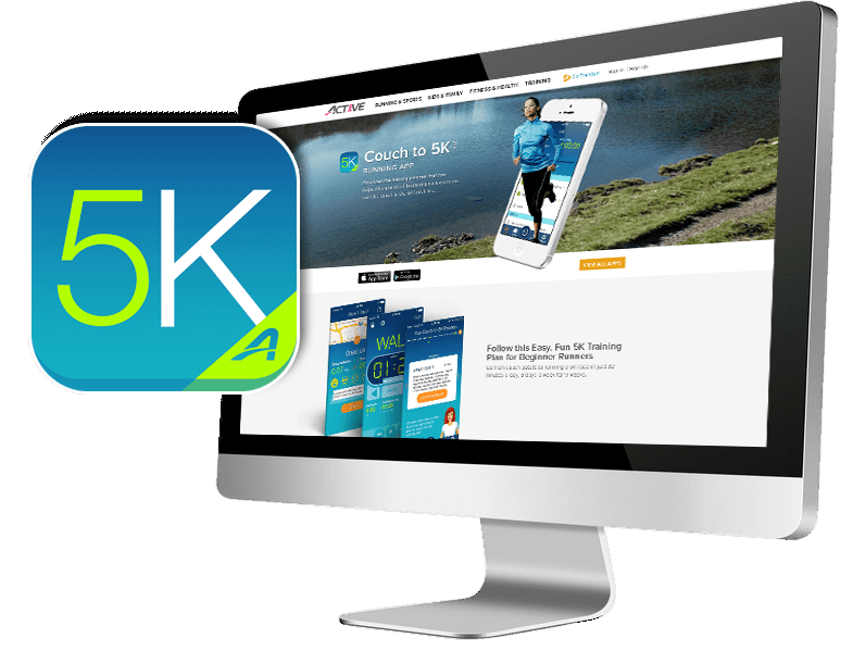Build reading and writing stamina with the Couch to 5K App