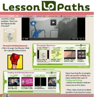 Lesson Paths