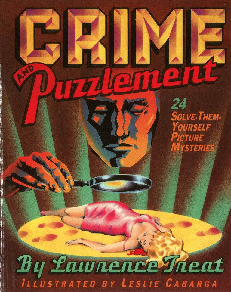 Crime and puzzlement