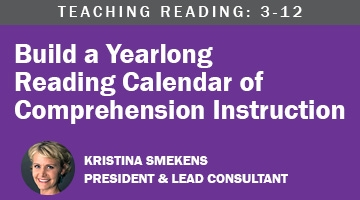 Reading Comprehension Planning Conference