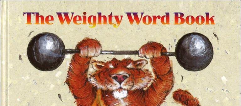 Increase Students' Word Strength with Weighty Words