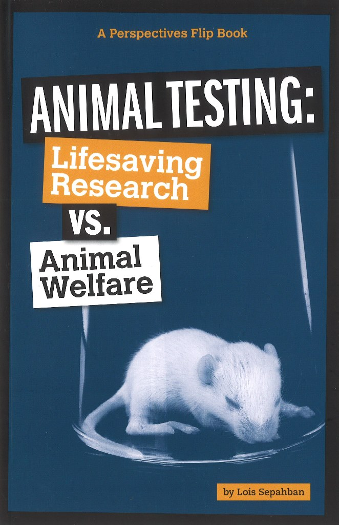 A Perspectives Flip Book Animal Testing