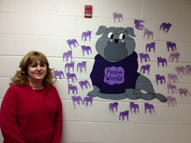 River Valley Elementary School (Lemont, IL) principal Deb Lynch