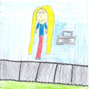 Second Grade Drawing