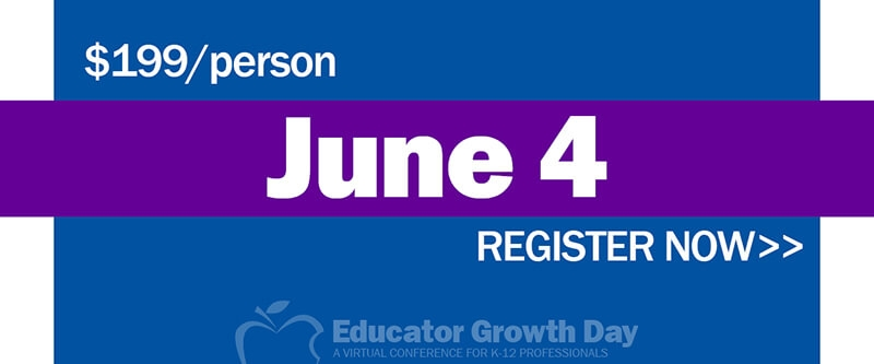 Register for June 4
