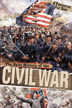 The Split History of the Civil War, Stephanie Fitzgerald