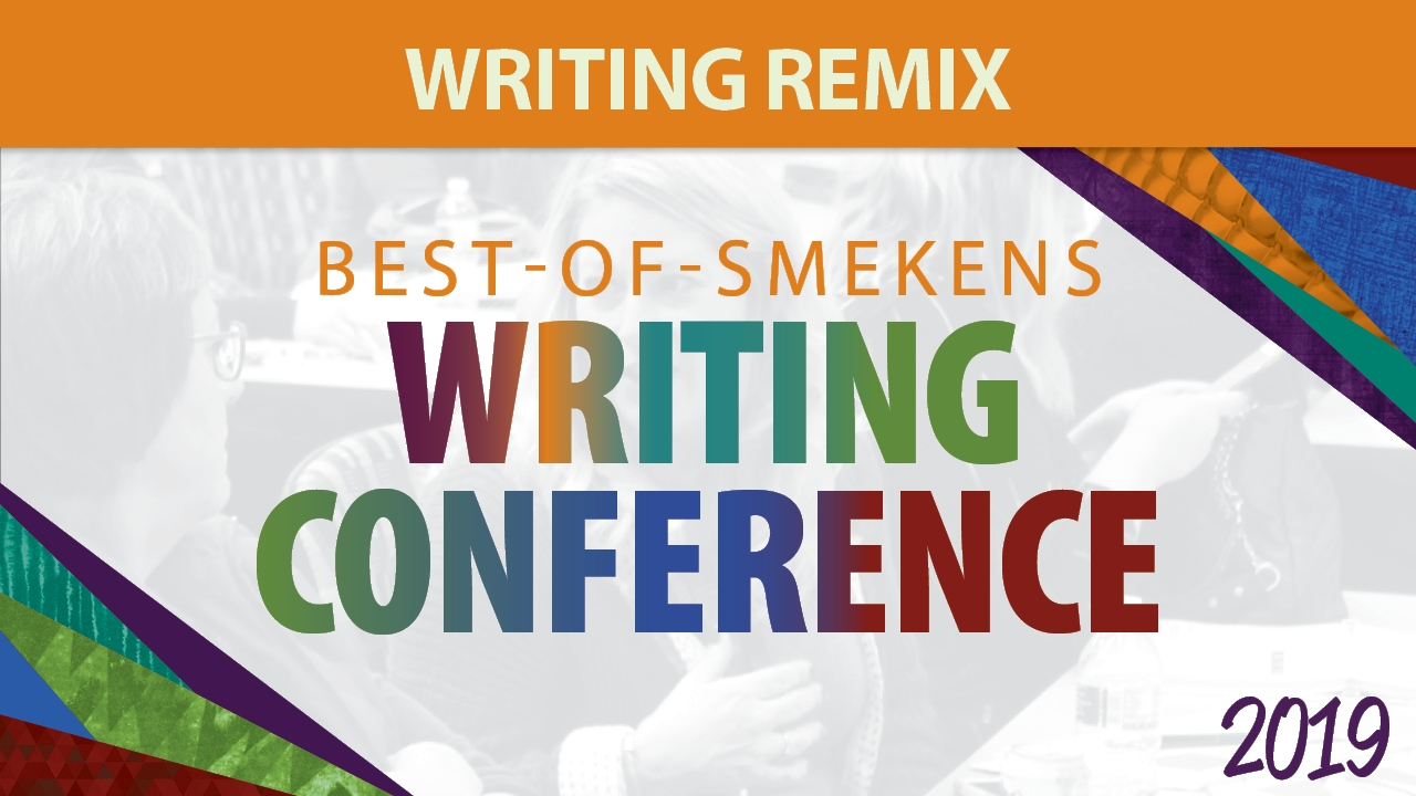 Best-of-Smekens Writing Remix Conferenc 2019
