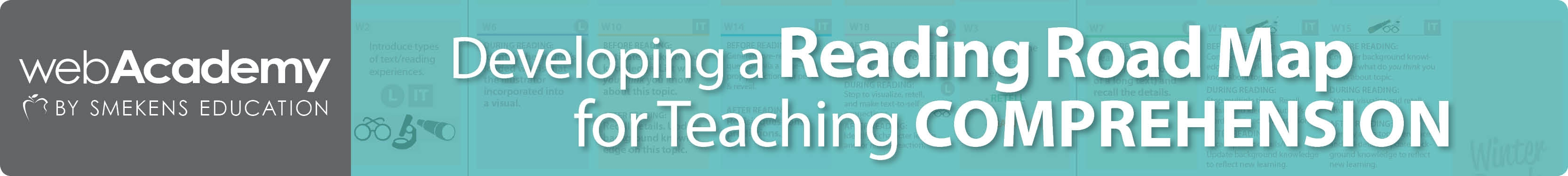 Online Workshop: Developing a Reading Road Map for Teaching
