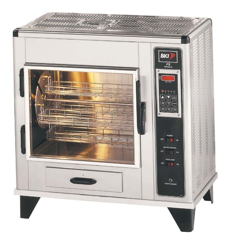 Commercial rotisseries hot food equipment southern for Cuisine commerciale equipement