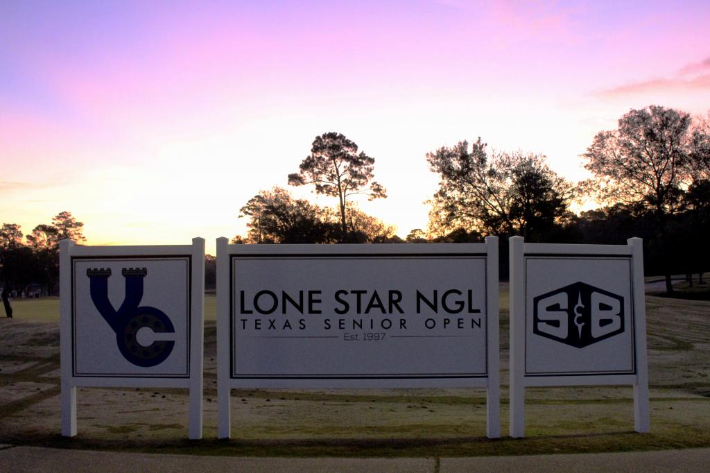 Hunsucker Leads 23rd Lone Star NGL Texas Senior Open After Day 1