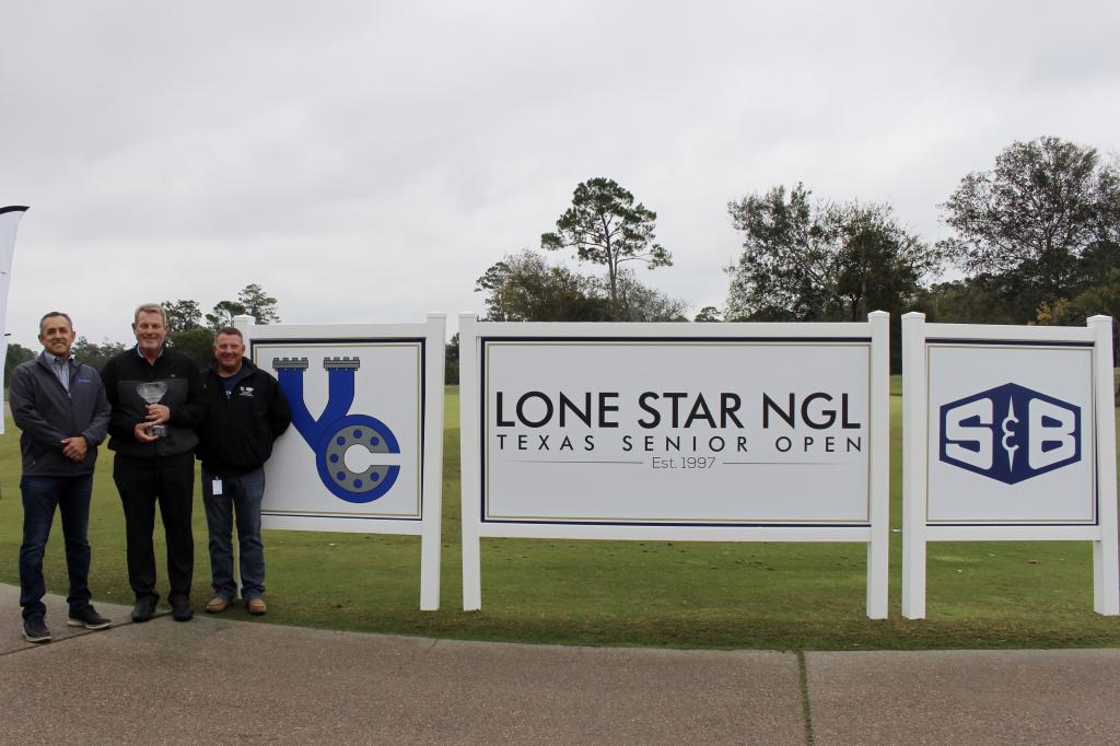 Hunsucker Champion of 23rd Lone Star NGL Texas Senior Open