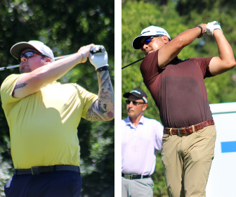 Kern & Sainz Jr. Tied After Round One of the 2020 STPGA TPx Communications Championship