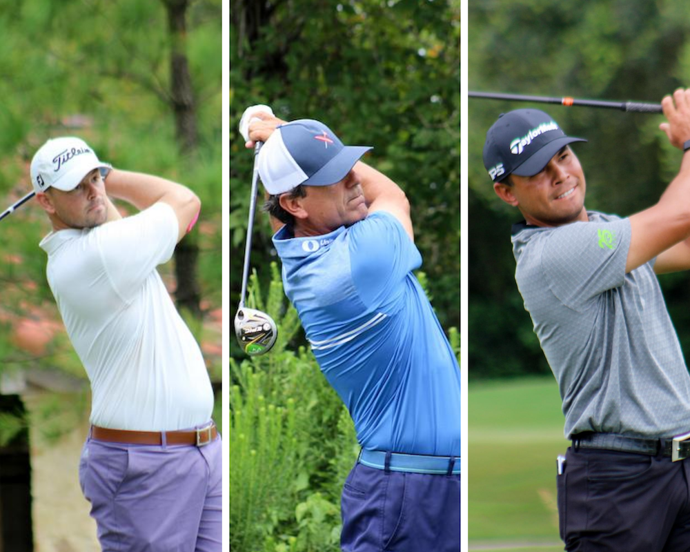 Three-Way Tie after Round One of Memorial Championship