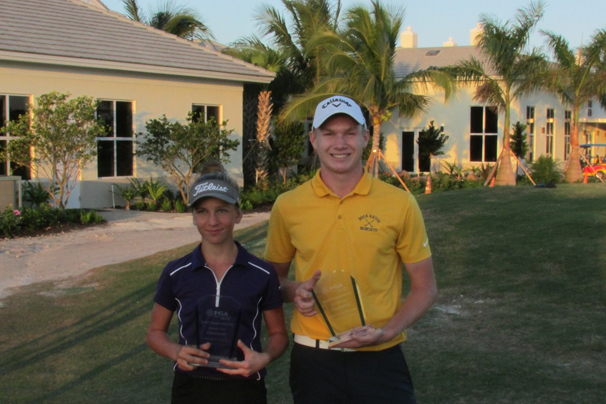 FISCHER AND THARRINGTON CAPTURE FIRST CHAMPIONSHIP TOUR EVENT OF 2019