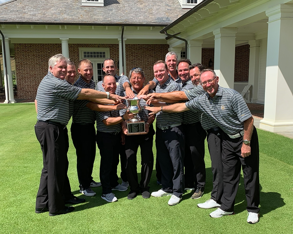 Team South Florida PGA Retains the Challenge Cup