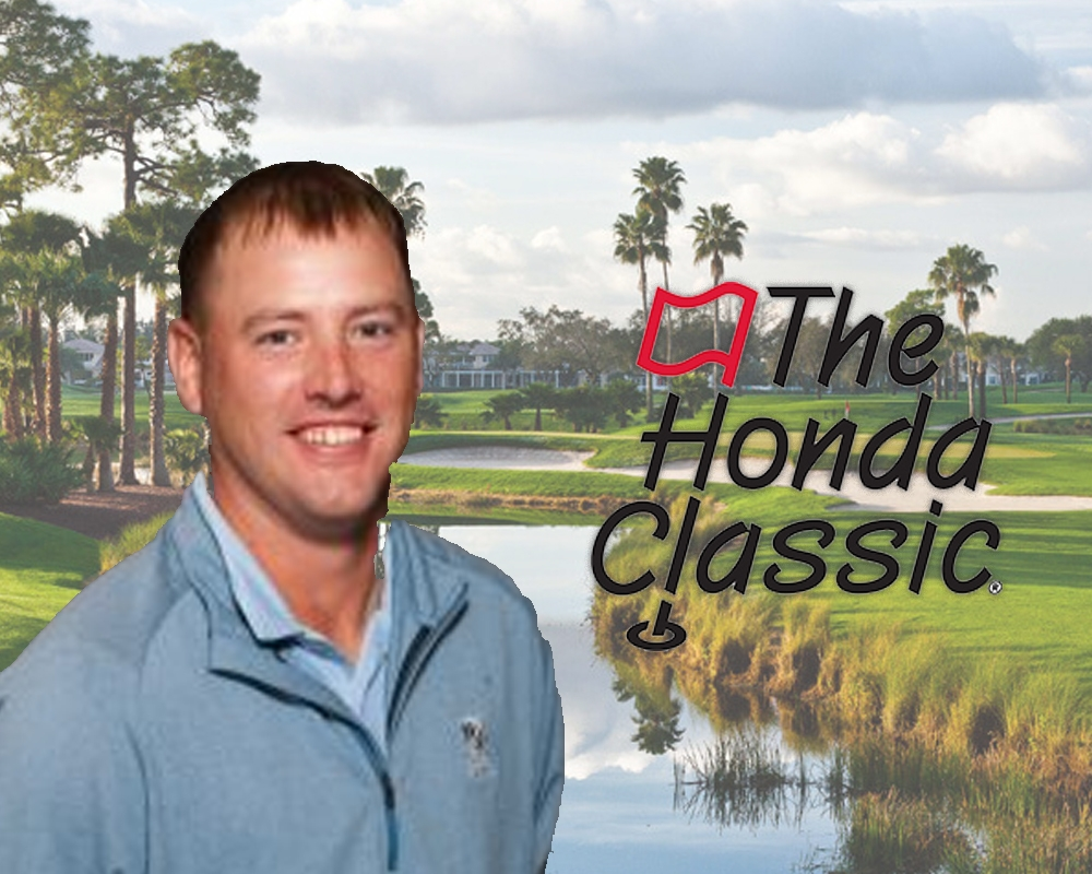 Filbert Among the Players in this Weeks Honda Classic