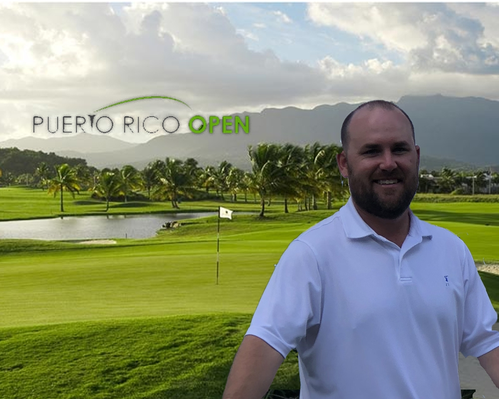 Section Champion, Kyle Sanders Competes in Puerto Rico Open