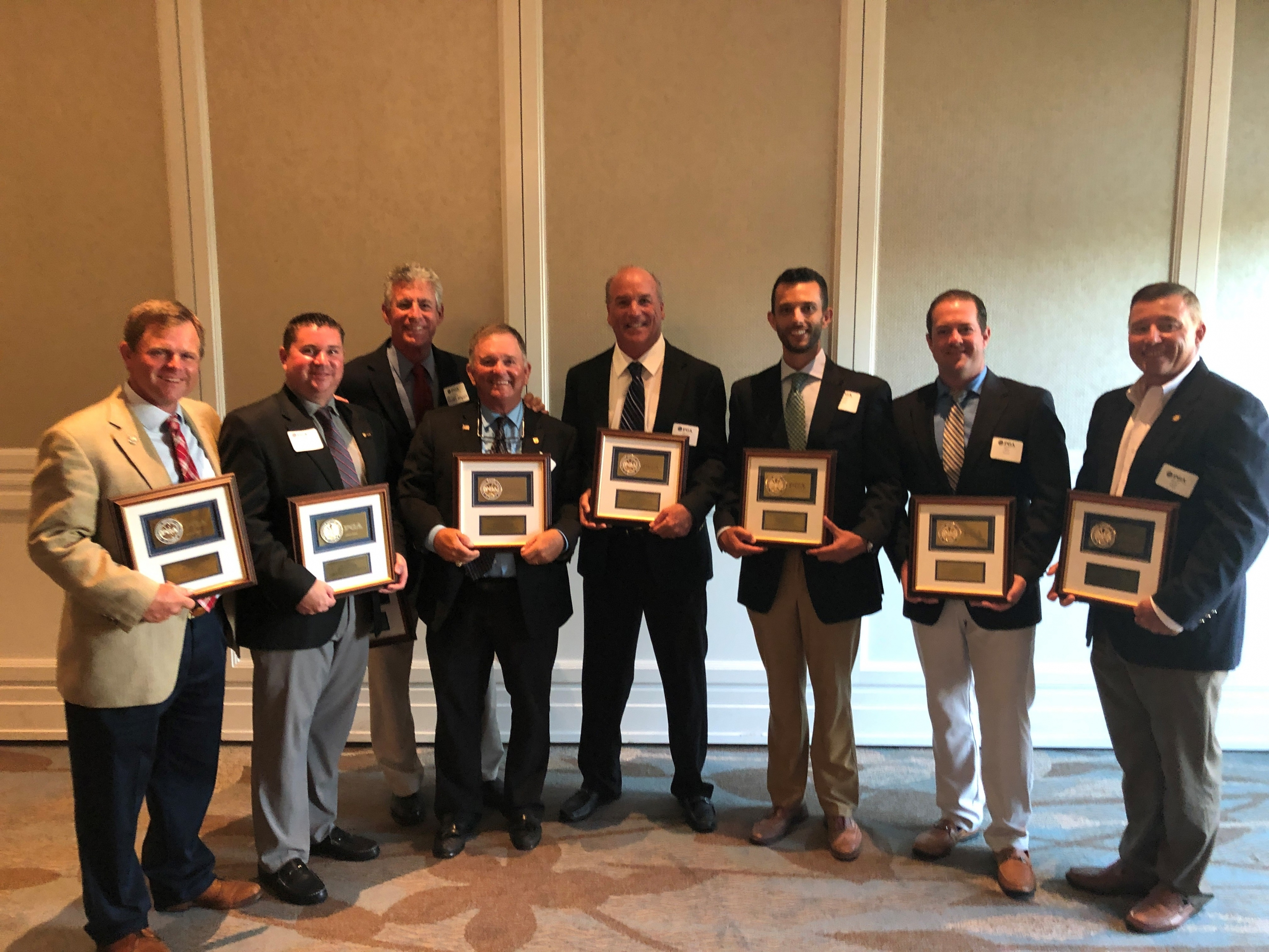 Southeast Chapter 2018 Annual Award Winners
