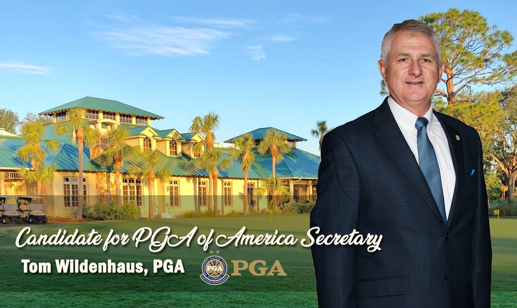 Tom Wildenhaus, PGA