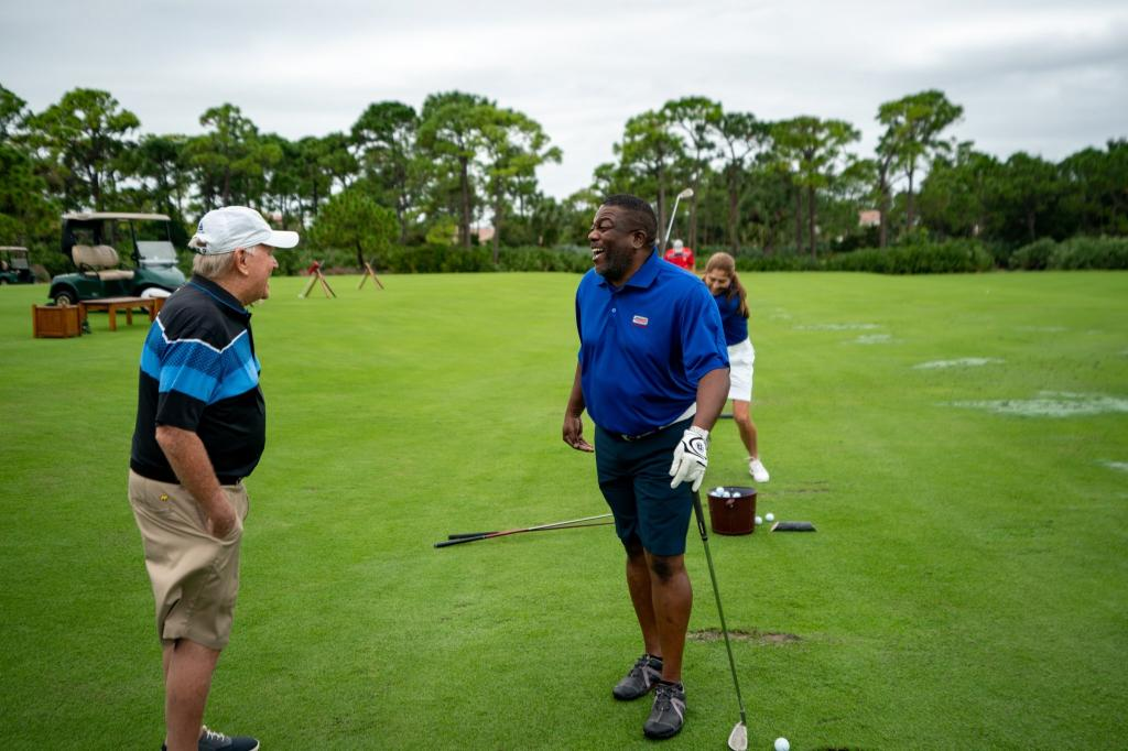 Jack Nicklaus Hosts Military Veterans in Celebration of Veterans Day  and the 4th Annual PGA National Day of HOPE