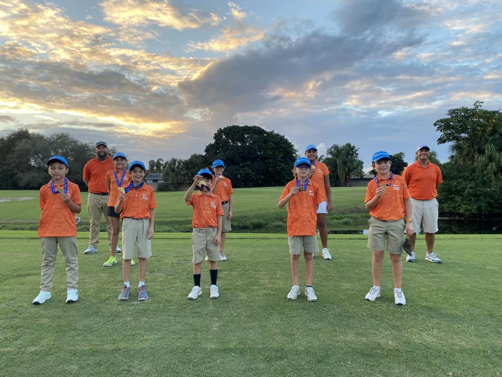 First Tee of Miami Wins PGA Jr. League Section Championship