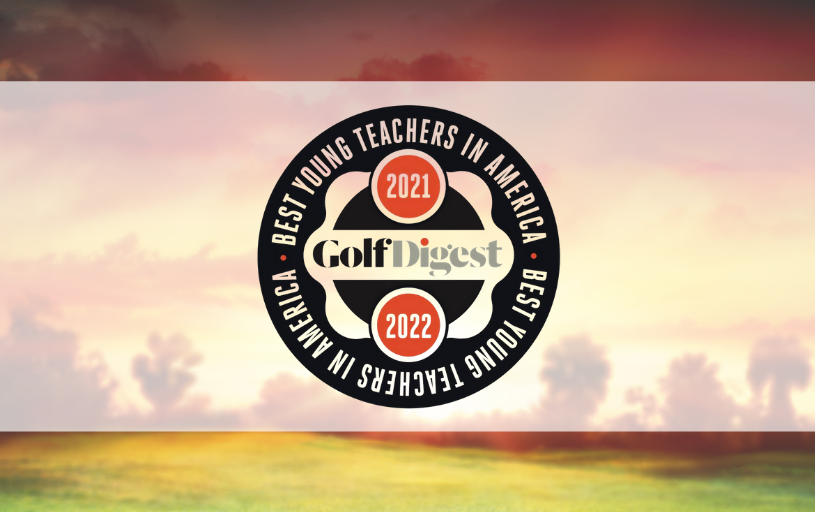 SFPGA Members Named Among the Best Young Teachers in America by Golf Digest