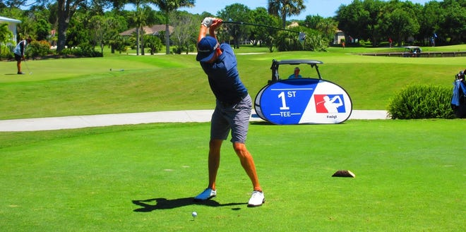 Brant Peaper's grit, determination pays off with first PGA Tour date