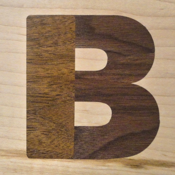 B Basic Inlay