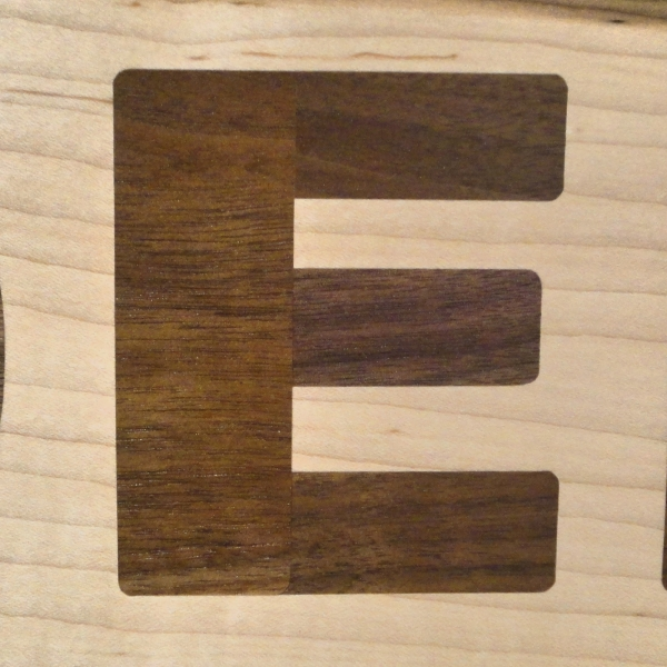 E Basic Inlay