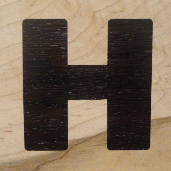 H Basic Inlay