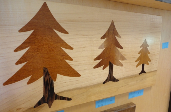 Pine Trees Package